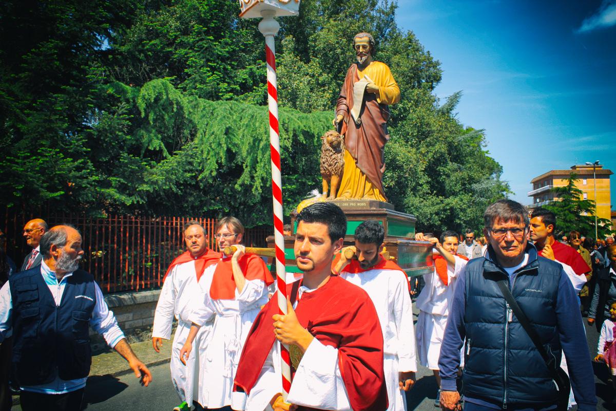 FESTA DI S. MARCO EVANGELISTA