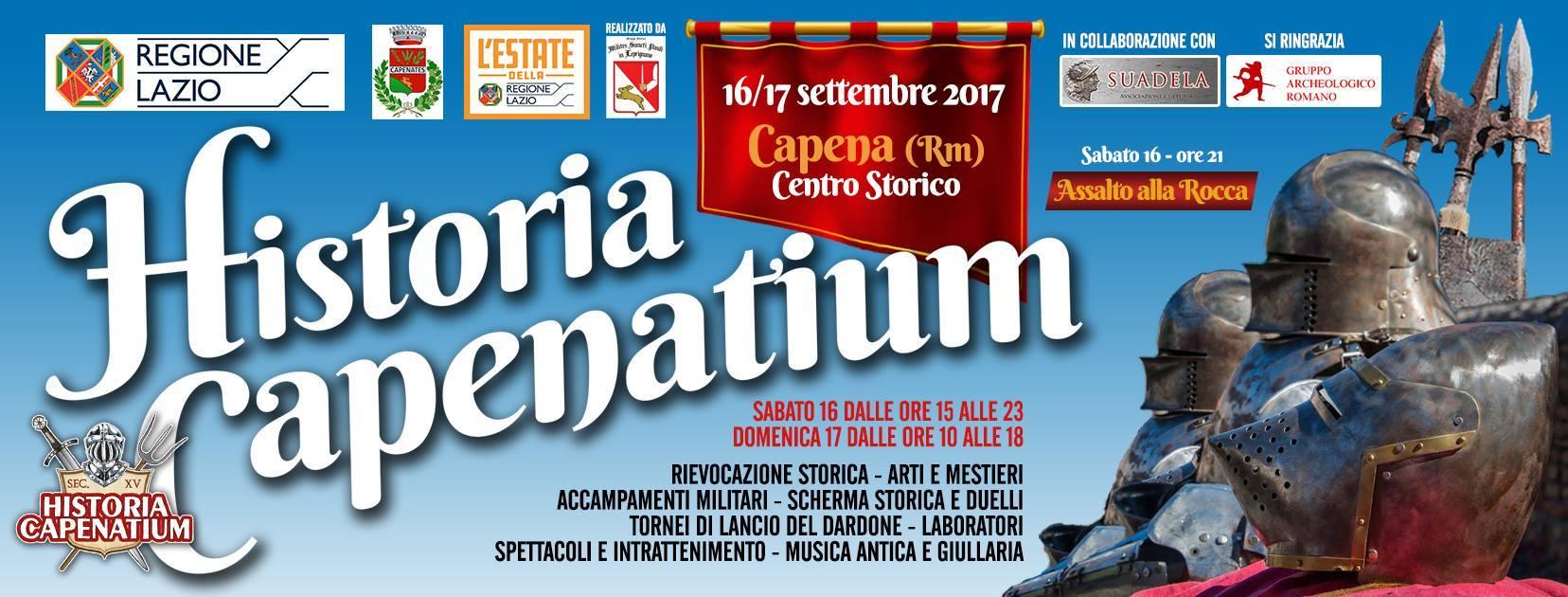 Historia Capenatium