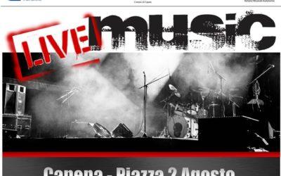 """24 Giugno, Concerto dei Gruppi/Laboratori dell'Associazione """"Banda Musicale Feronia"""""""