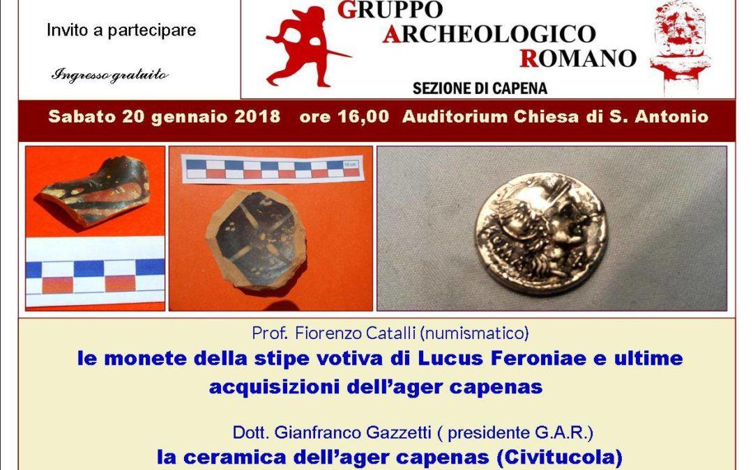Visita guidata Catacomba Monte della Casetta e convegno Chiesa di S.Antonio