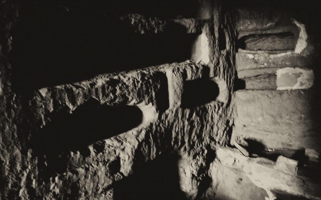 La Catacomba di Monte della Casetta