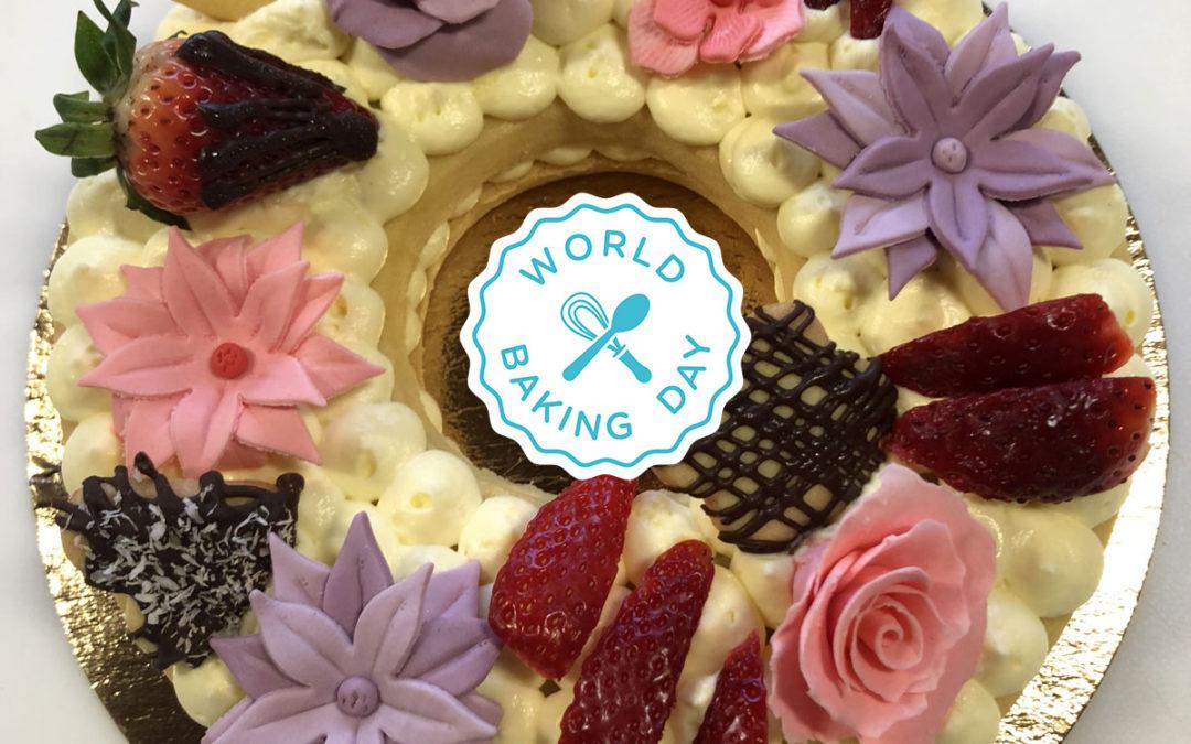 La Giornata mondiale delle torte, 17 Maggio