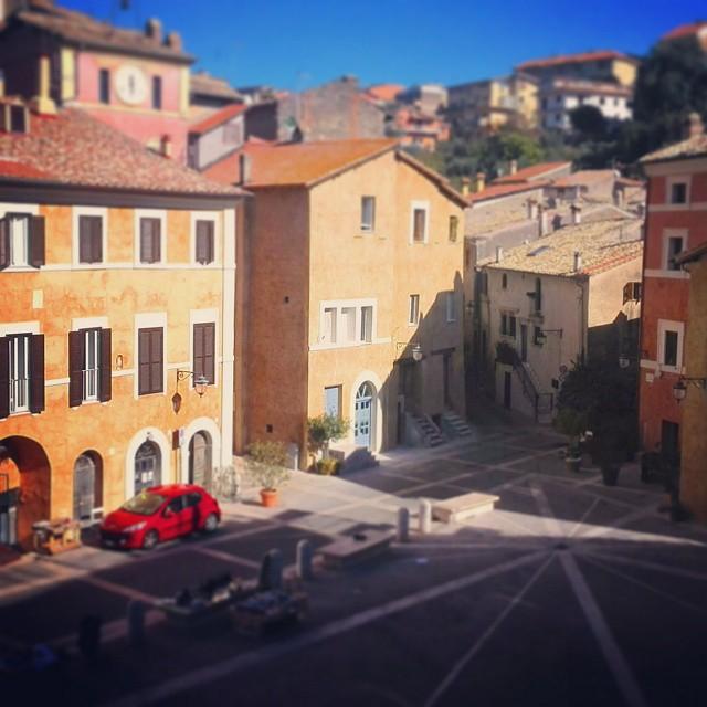 """""""Oltre le barriere"""", videoguida storico-artistica di Capena"""