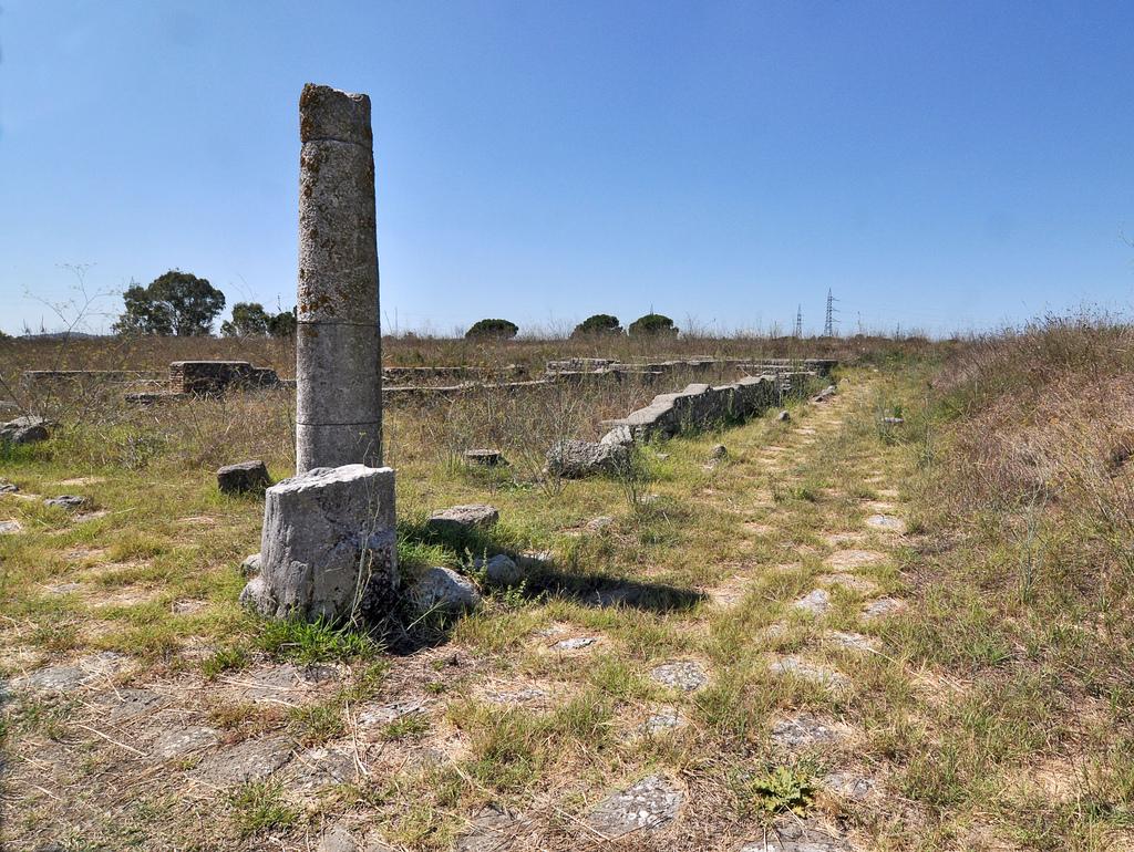 Giornate Europee del Patrimonio al Lucus Feroniae