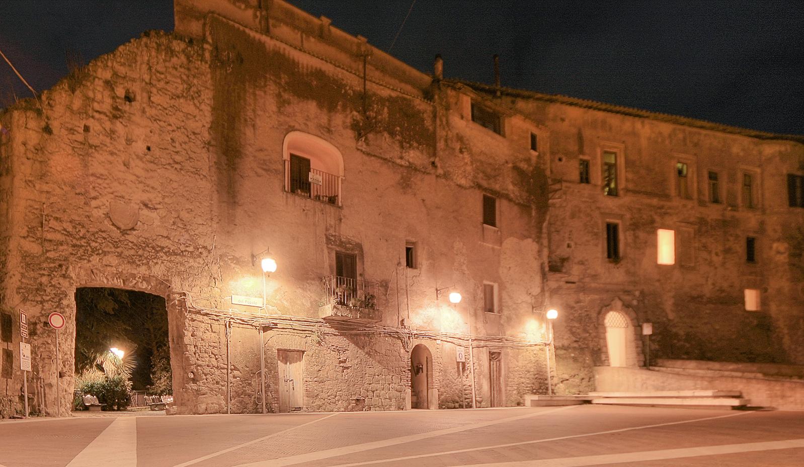 Il Palazzo dei Monaci
