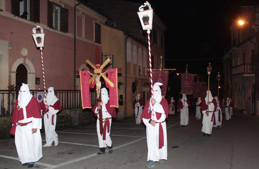 Processione del Cristo morto nel Venerdì Santo