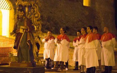 Festa San Luca 2018, patrono di Capena