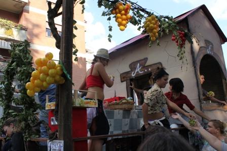 La Sagra dell'uva – Vendemmiale di Capena