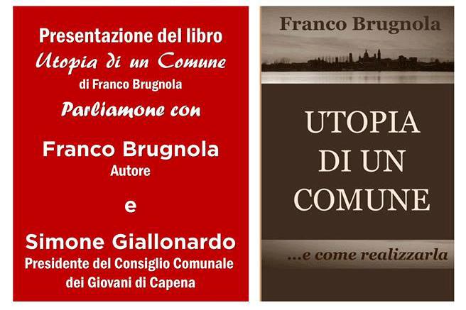 Presentazione del libro 'Utopia di un Comune'