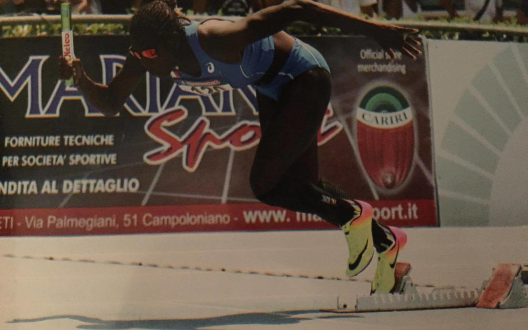 Intervista a Flavia Torreti, medaglia d'argento ai campionati Juniores Italiani