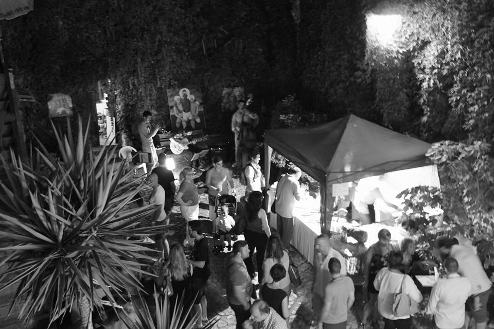 rocca wine festival