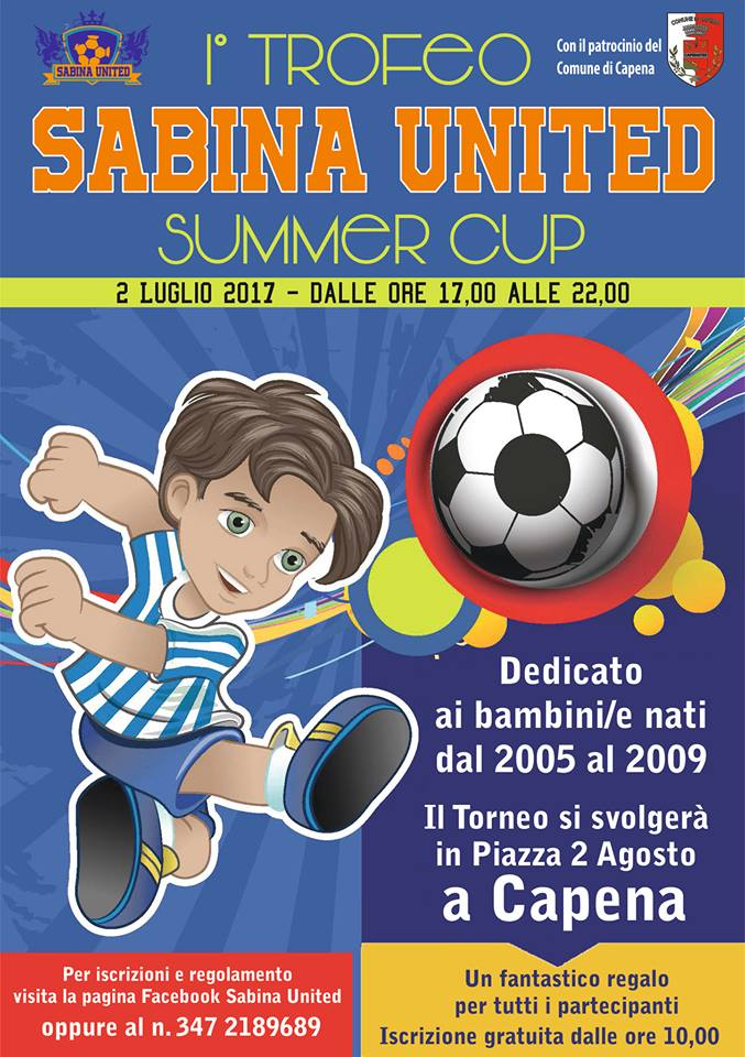 Sabina United Summer Cup
