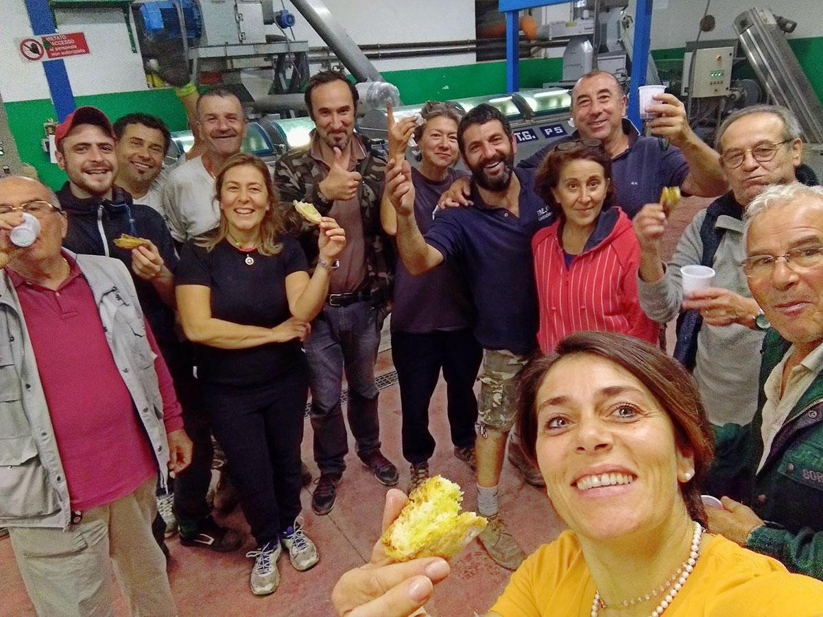 Campagna Olearia 2017/2018: la Capena olivicola si è messa in moto