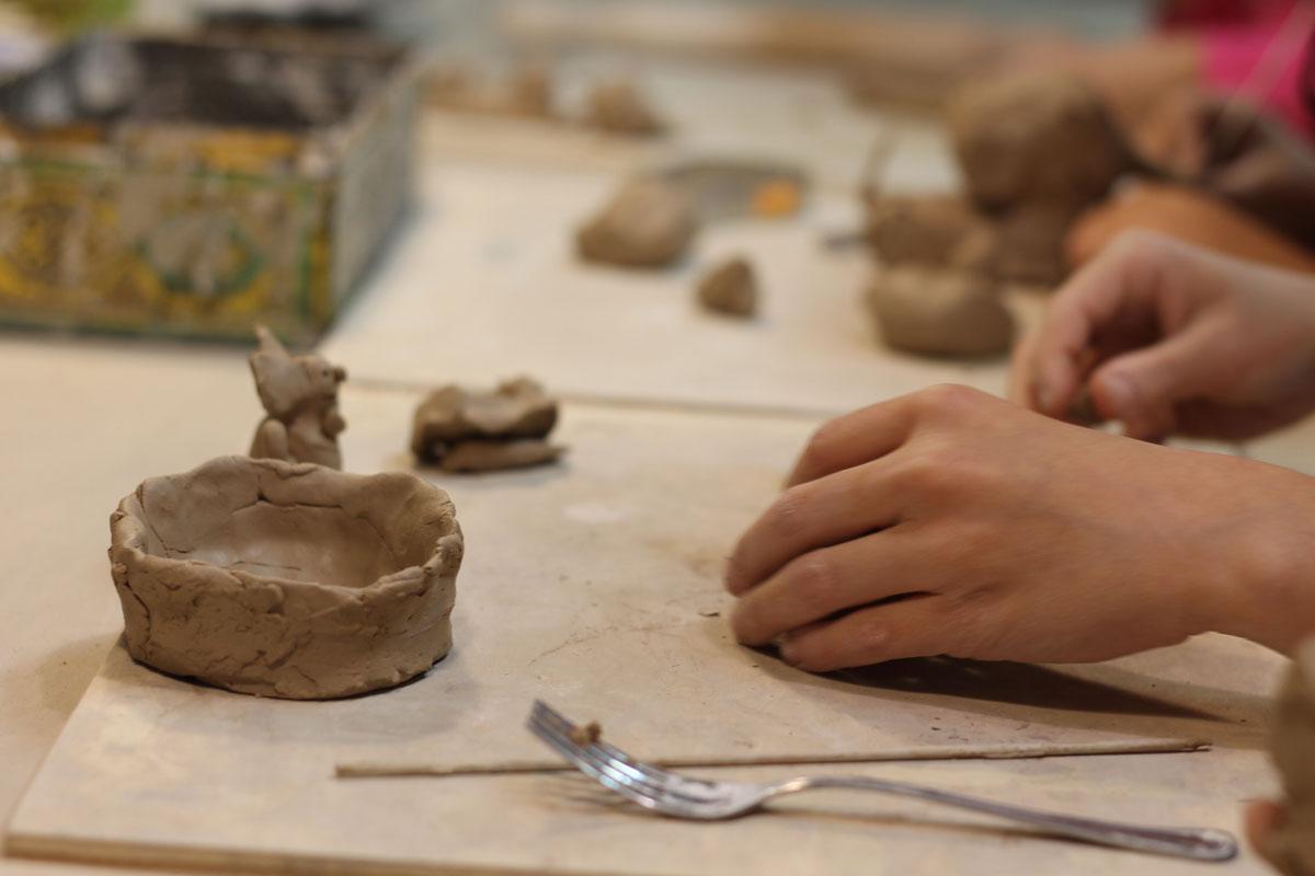 Prima lezione gratuita Corso di Ceramica a Capena