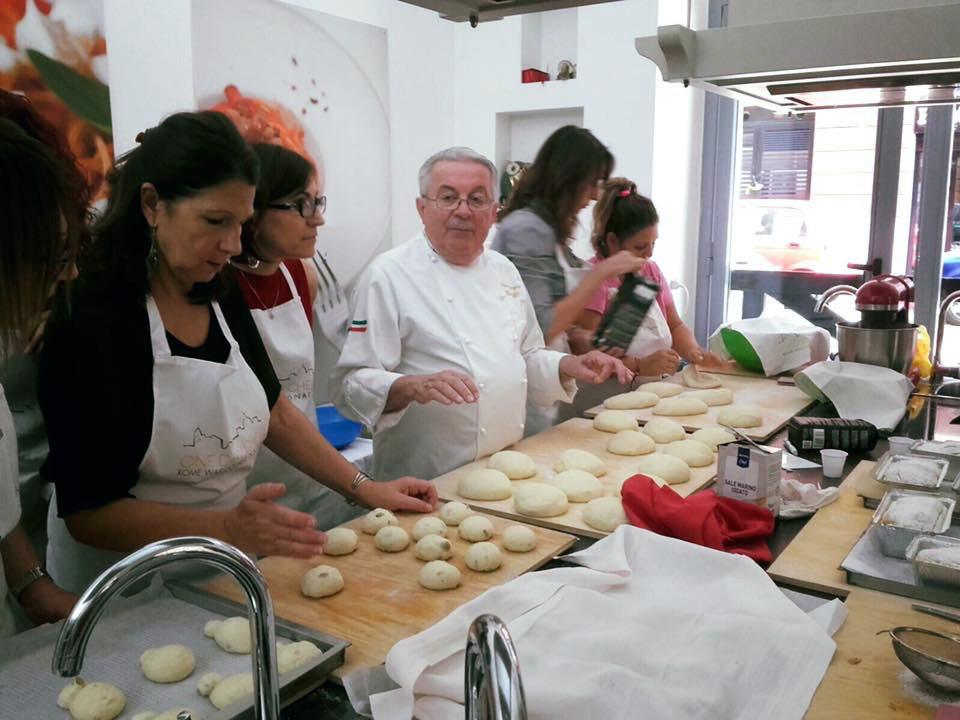 Anteprima corsi di panificazione e pasticceria di Rosa's Bakehouse