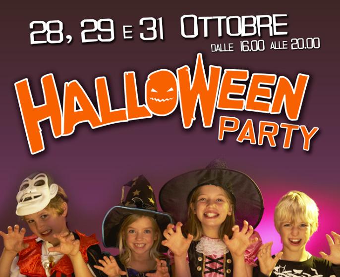 Halloween Party al Centro Commerciale Arca di Capena: 28, 29 e 31 Ottobre