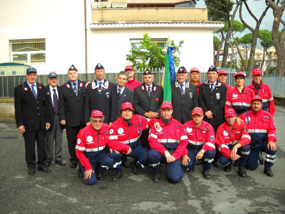 Diventa Volontario Protezione Civile