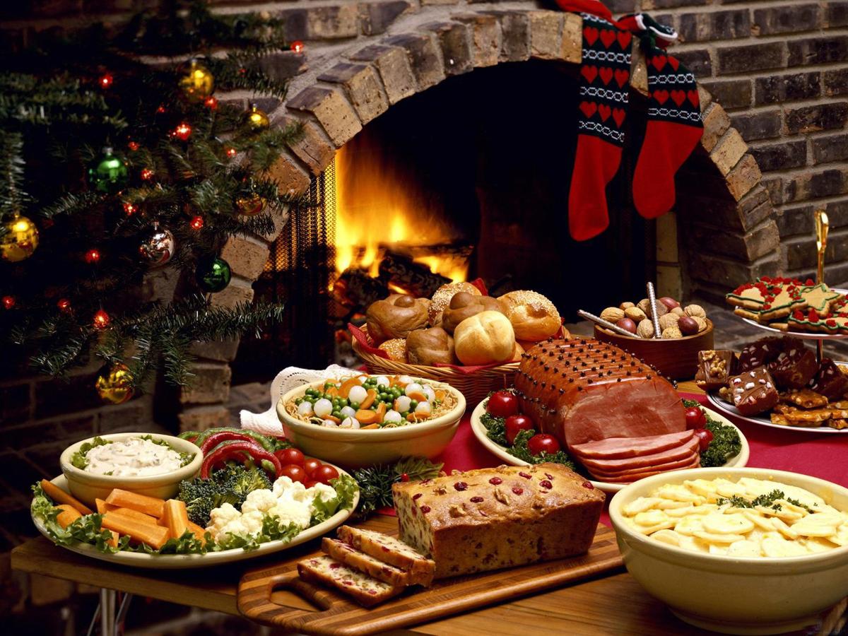 Come mangiare bene per affrontare le feste natalizie
