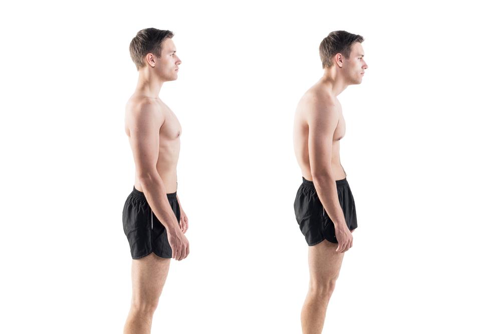 L'importanza di una postura corretta
