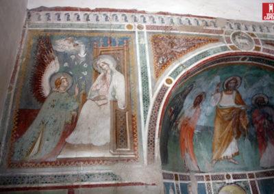 Affreschi Chiesa San Leone