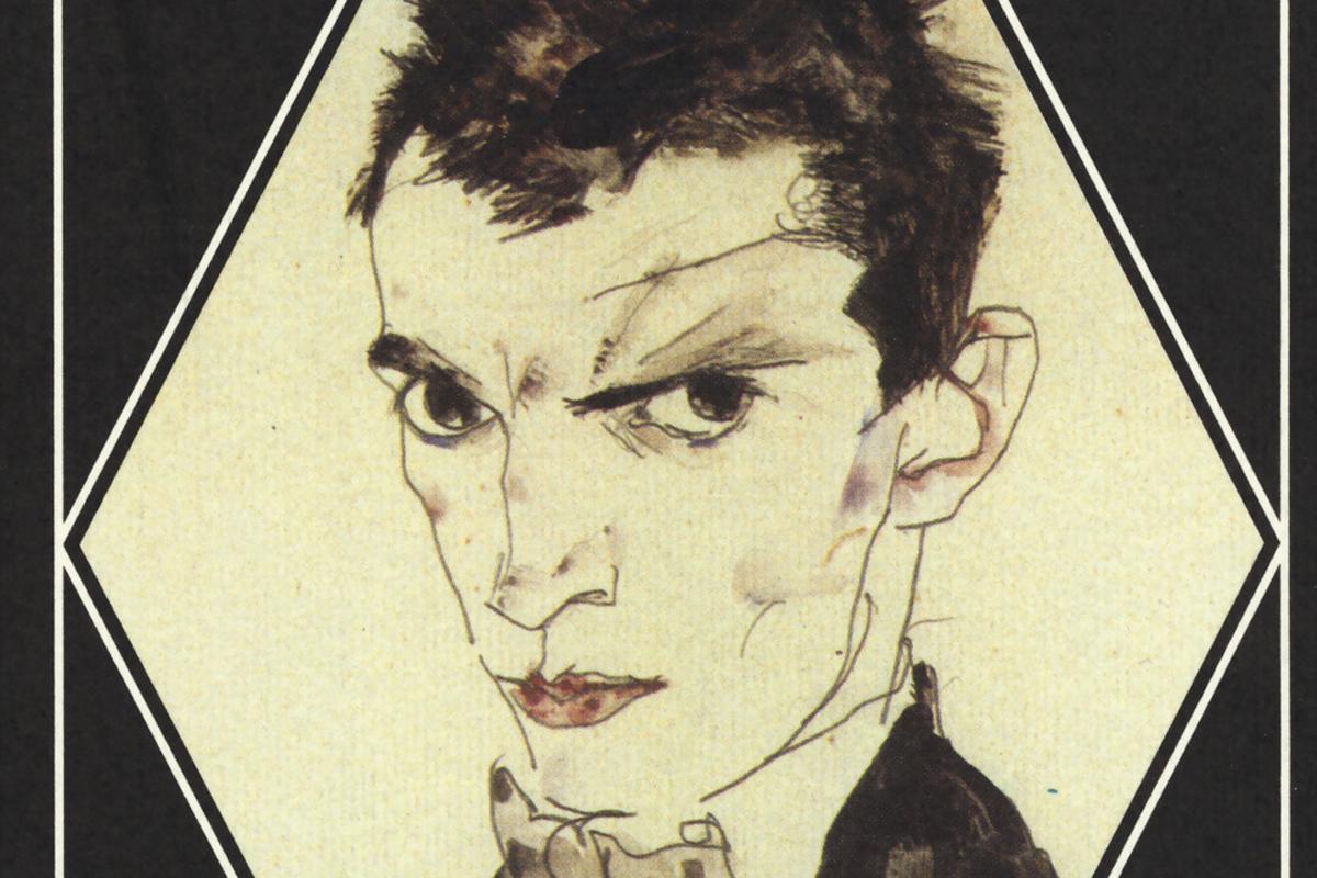 """Forum di Letteratura Artistica: Egon Schiele, """"Ritratto d'artista"""""""