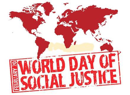 Giornata mondiale della Giustizia Sociale, 20 Febbraio