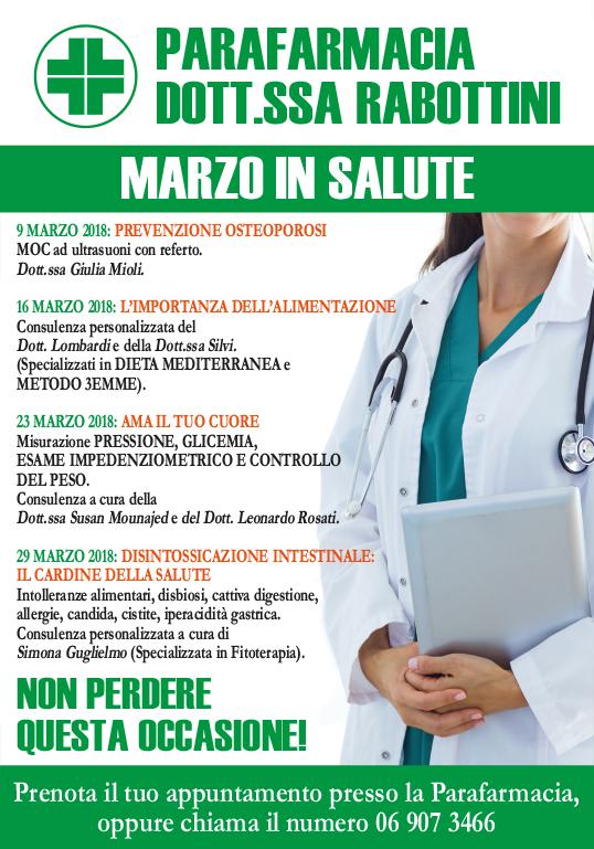marzo in salute