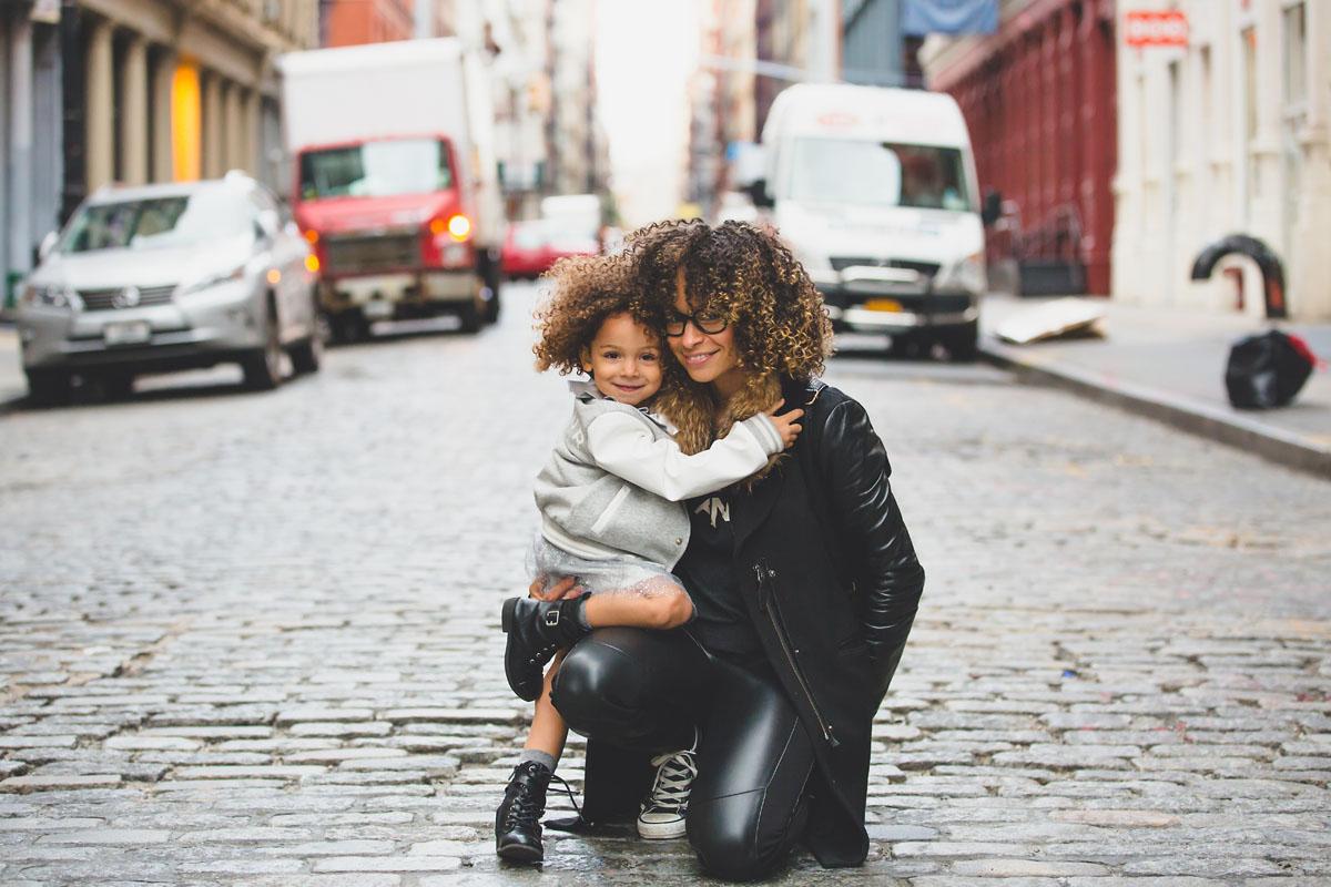 L'attaccamento sicuro e fiducia del bambino