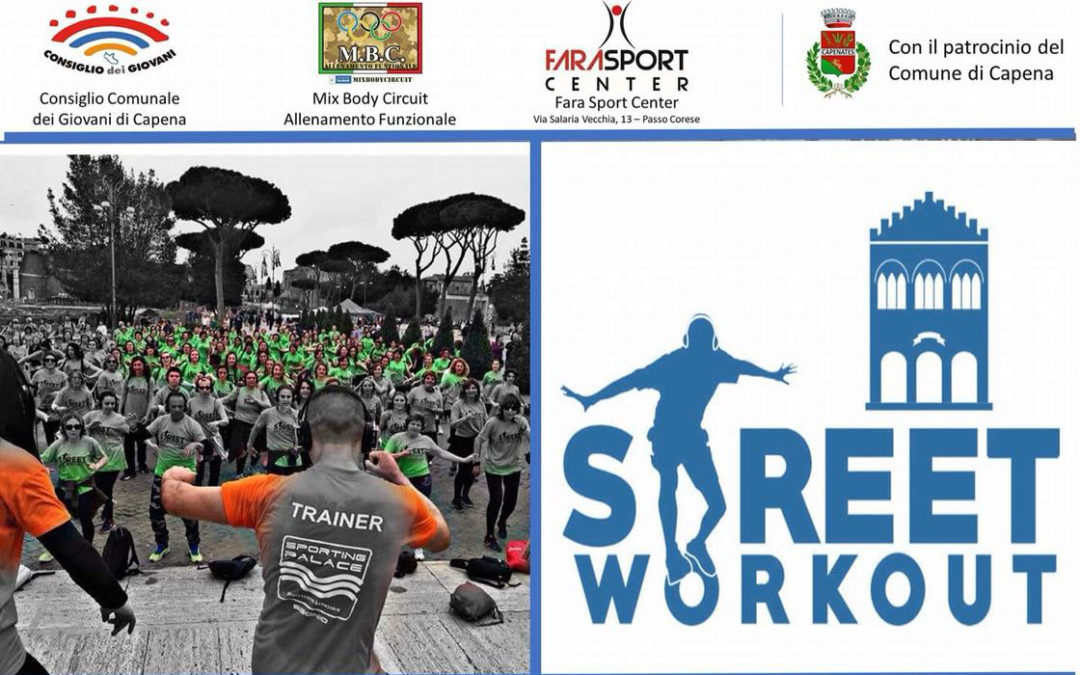 Capena Street Workout