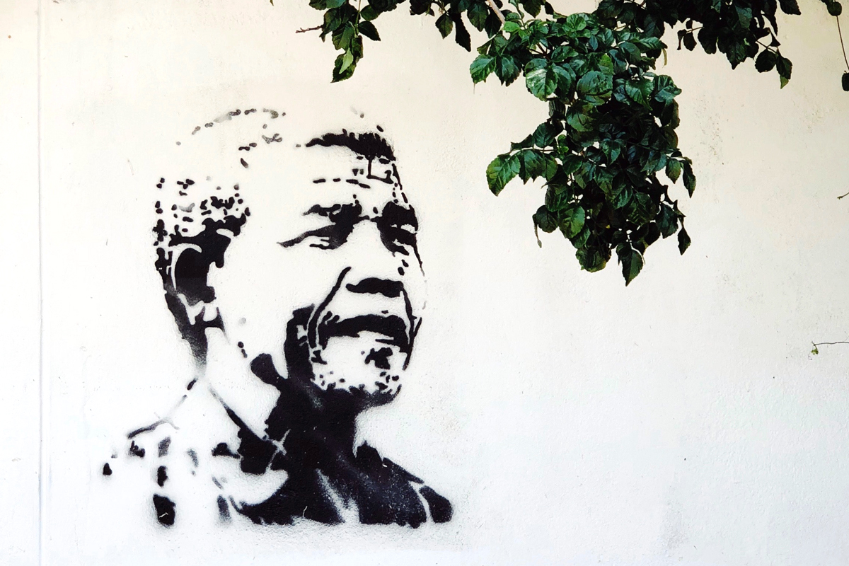 Nelson Mandela Day 2018, 18 Luglio