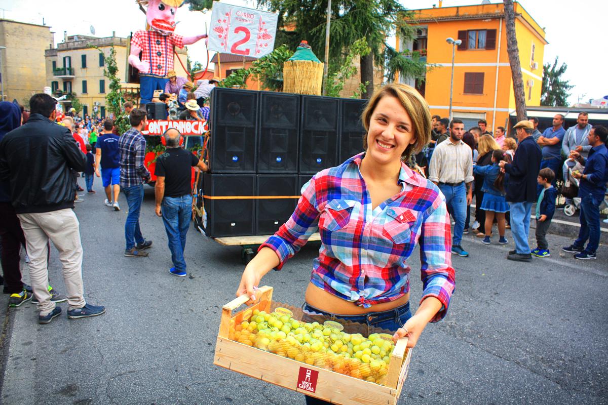 La Sagra dell'uva di Capena: Vendemmiale 2019