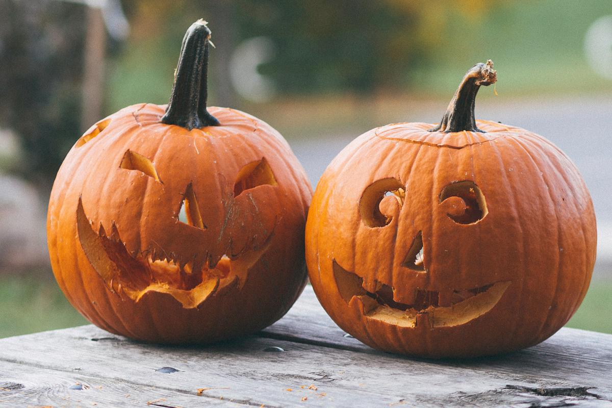 Idee per Halloween: una casa da paura!