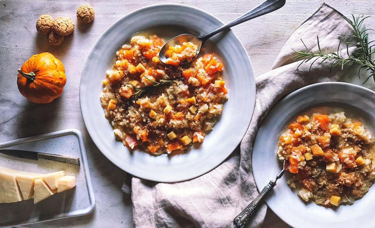 Come cucinare il riso: i segreti per un risotto perfetto