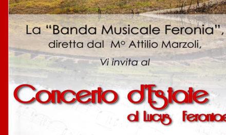 Concerto d'Estate al Lucus Feroniae