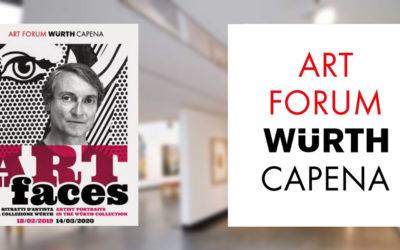 Art Faces, ritratti d'artista nella Collezione Würth