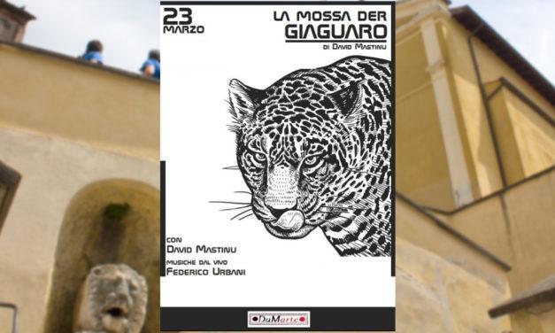 """Spettacolo """"La mossa der giaguaro"""""""