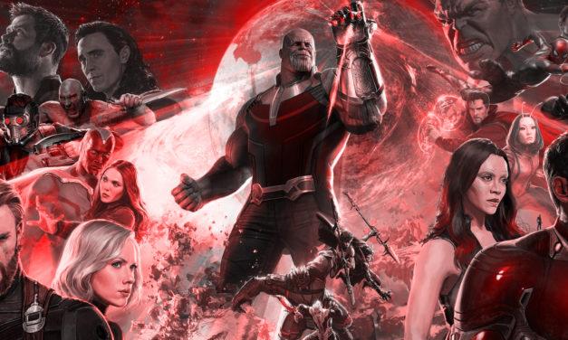 Serate Cinema AVIS Capena: la serie Avengers