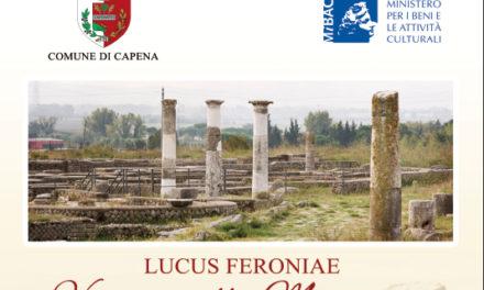 Viaggio nella memoria: presentazione guida al Lucus Feroniae