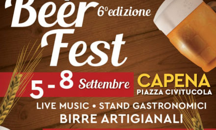 Capena Beer Fest 2019