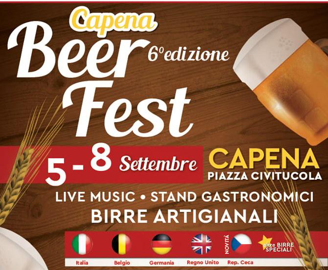Capena Beer Fest 2019
