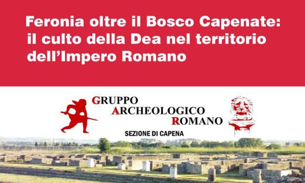 Feronia oltre il bosco Capenate: il culto della Dea nel territorio dell' Impero Romano